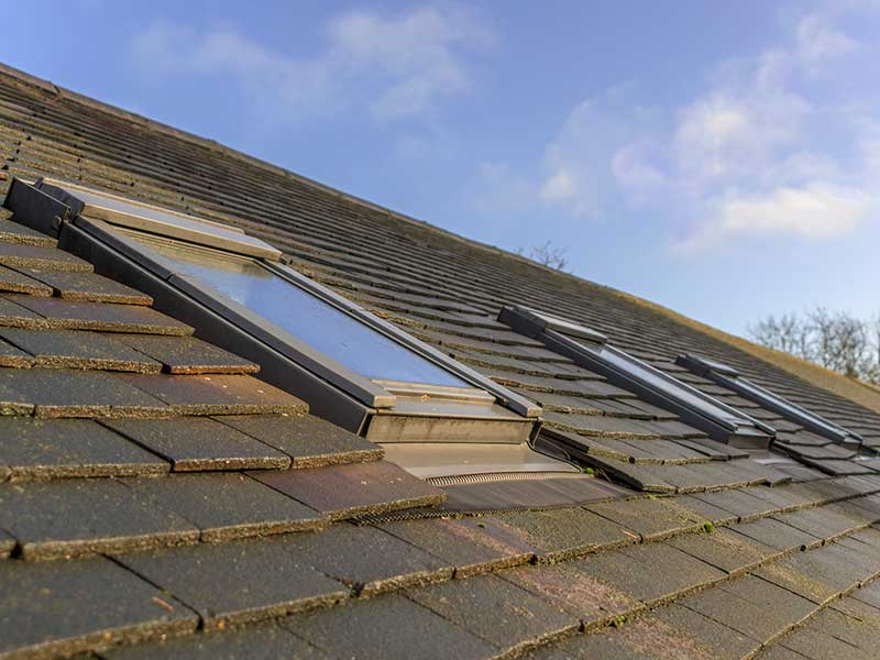 Tile & Slate Roofing Services